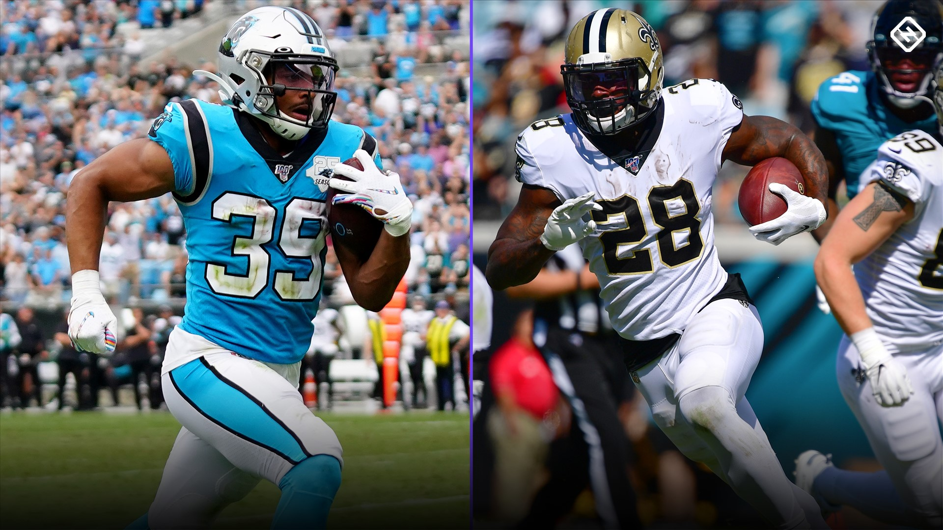 2020 Fantasy RB Handcuffs Chart: Find sleepers, backups for your top running backs