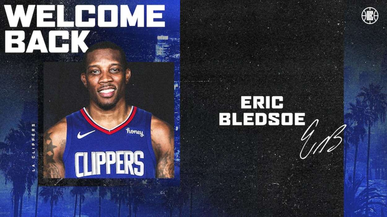 LA Clippers Eric Bledsoe