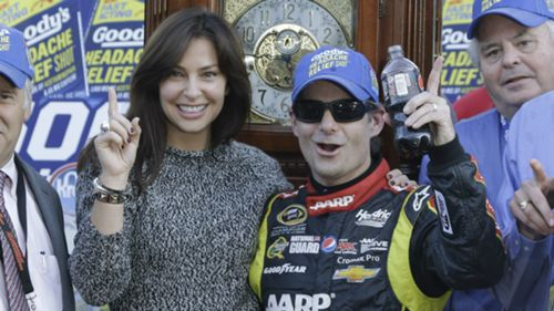 Split Allegiances Jeff Gordon Wife Ingrid Vandebosch Will Root For Home Countries Tuesday Sporting News