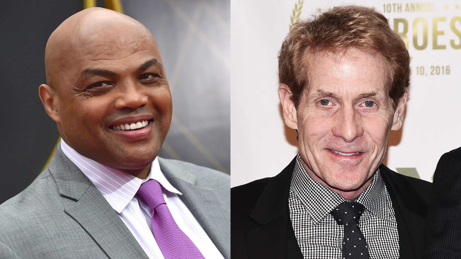Charles Barkley continues his feud with 'punk ass' Skip Bayless 1