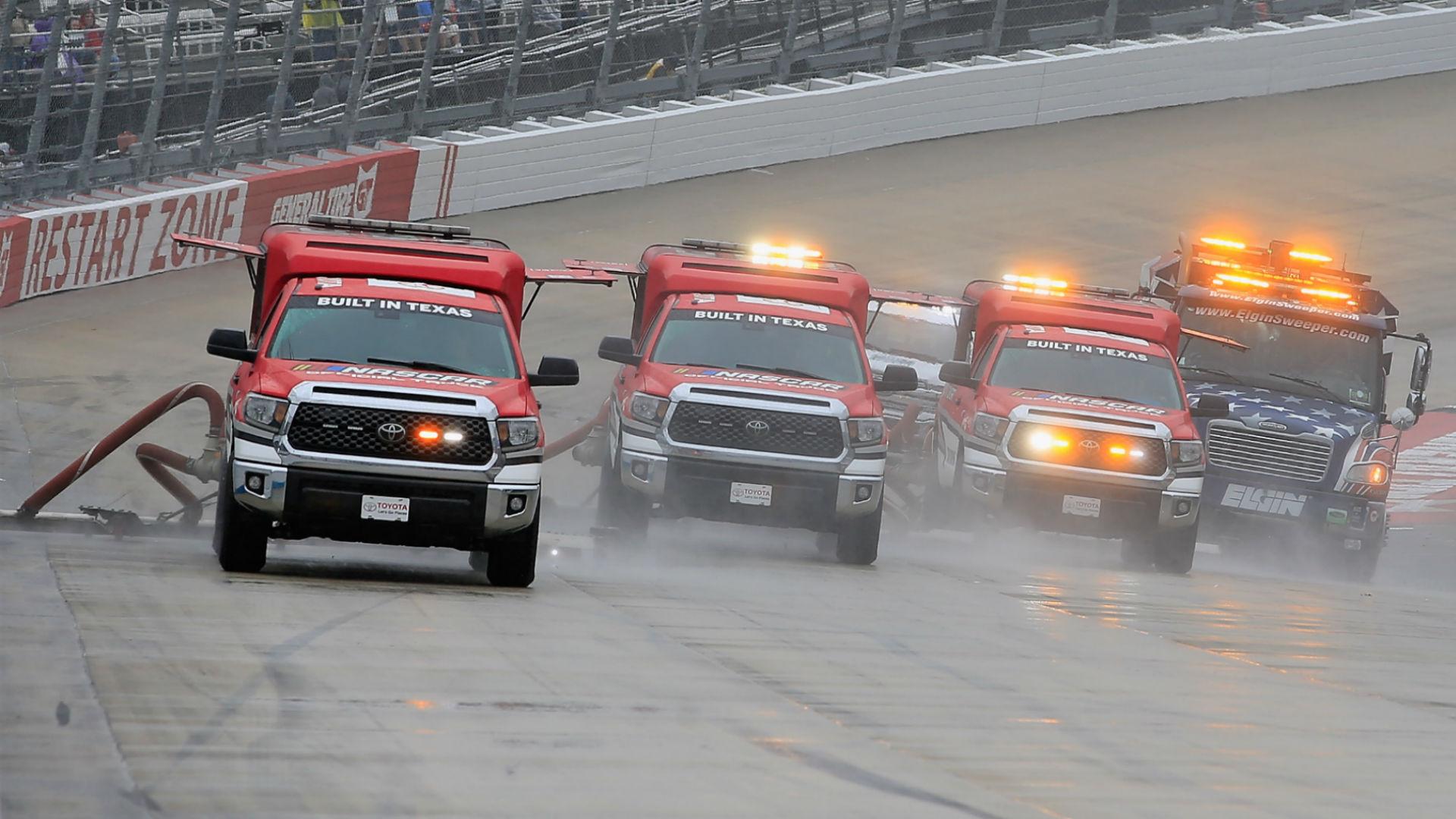 NASCAR race weather updates: Will rain in forecast delay the Pocono race? 1