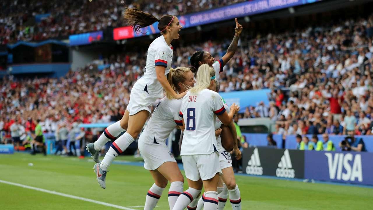 USA vs France Final