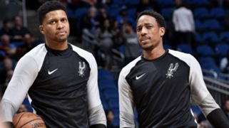 Rudy Gay DeMar DeRozan San Antonio Spurs