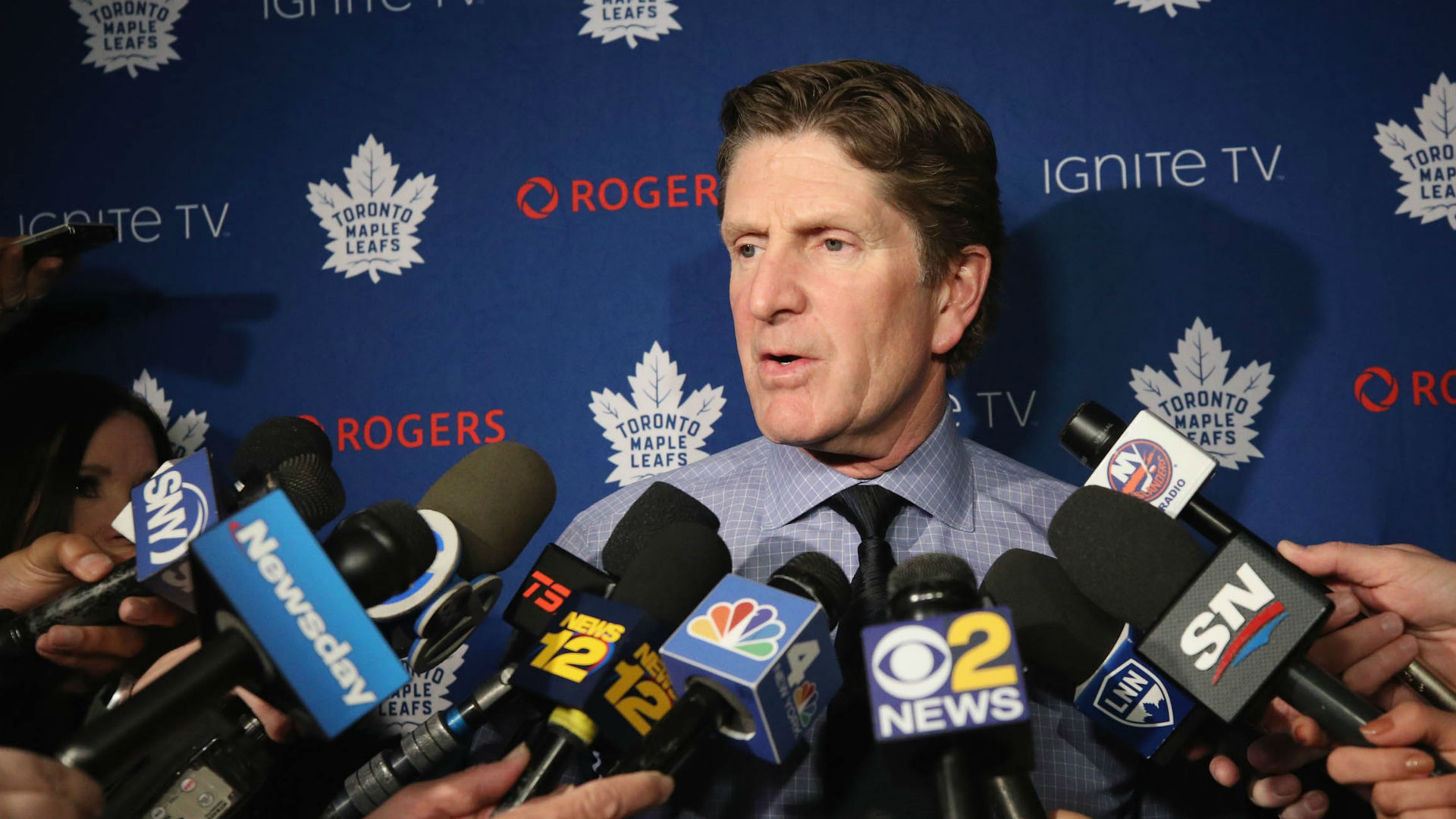 Mike Babcock issues statement following firing by Toronto Maple Leafs