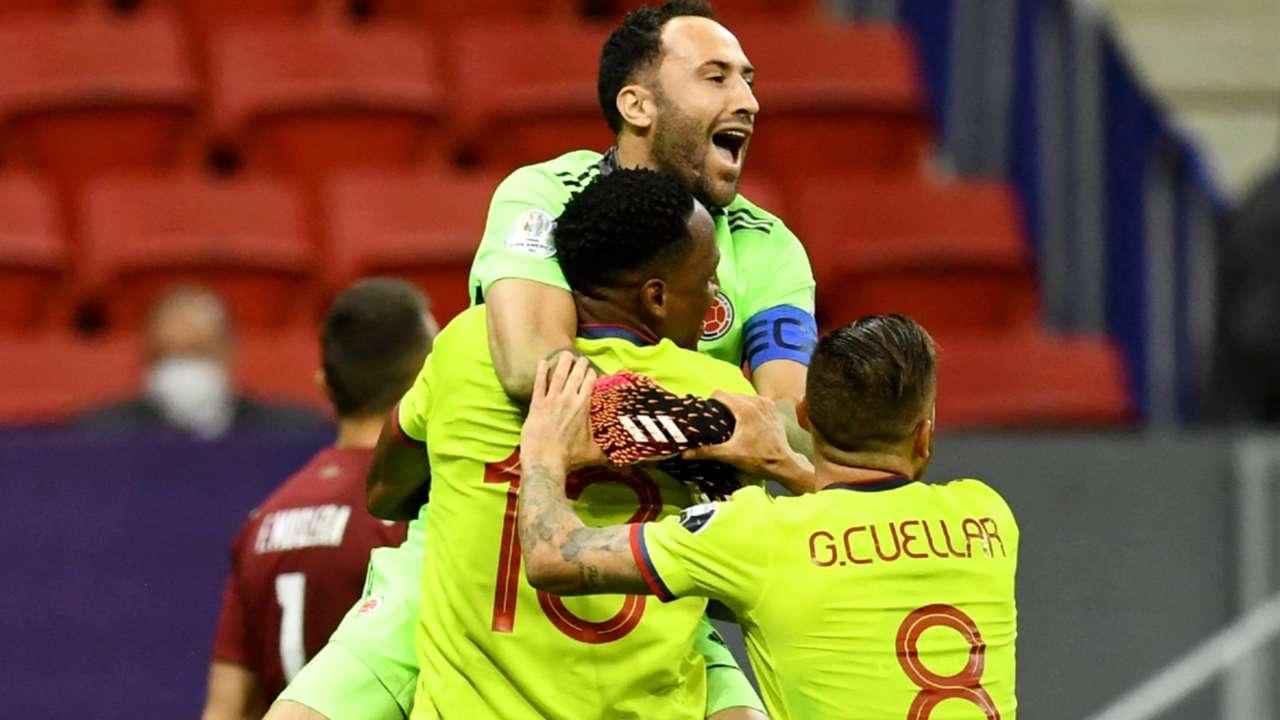 David Ospina - Colombia - Copa America