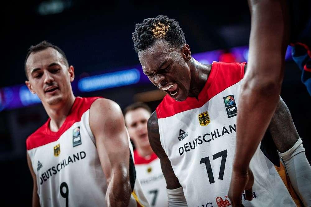 Schroder Germany FIBA