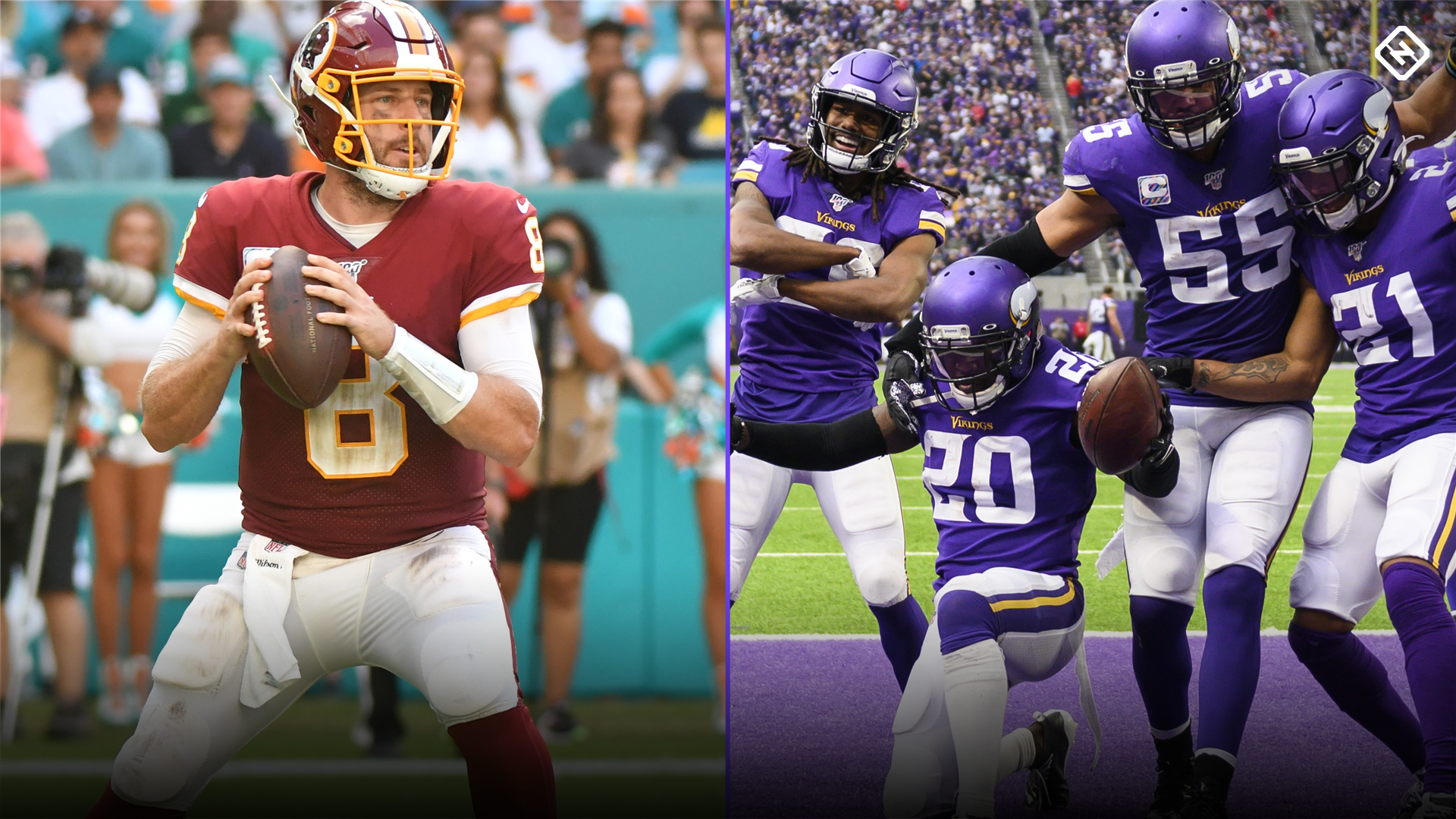 redskins vikings betting preview nfl