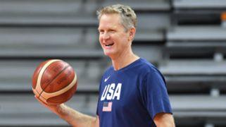 Steve Kerr of USA Basketball Men's National Team