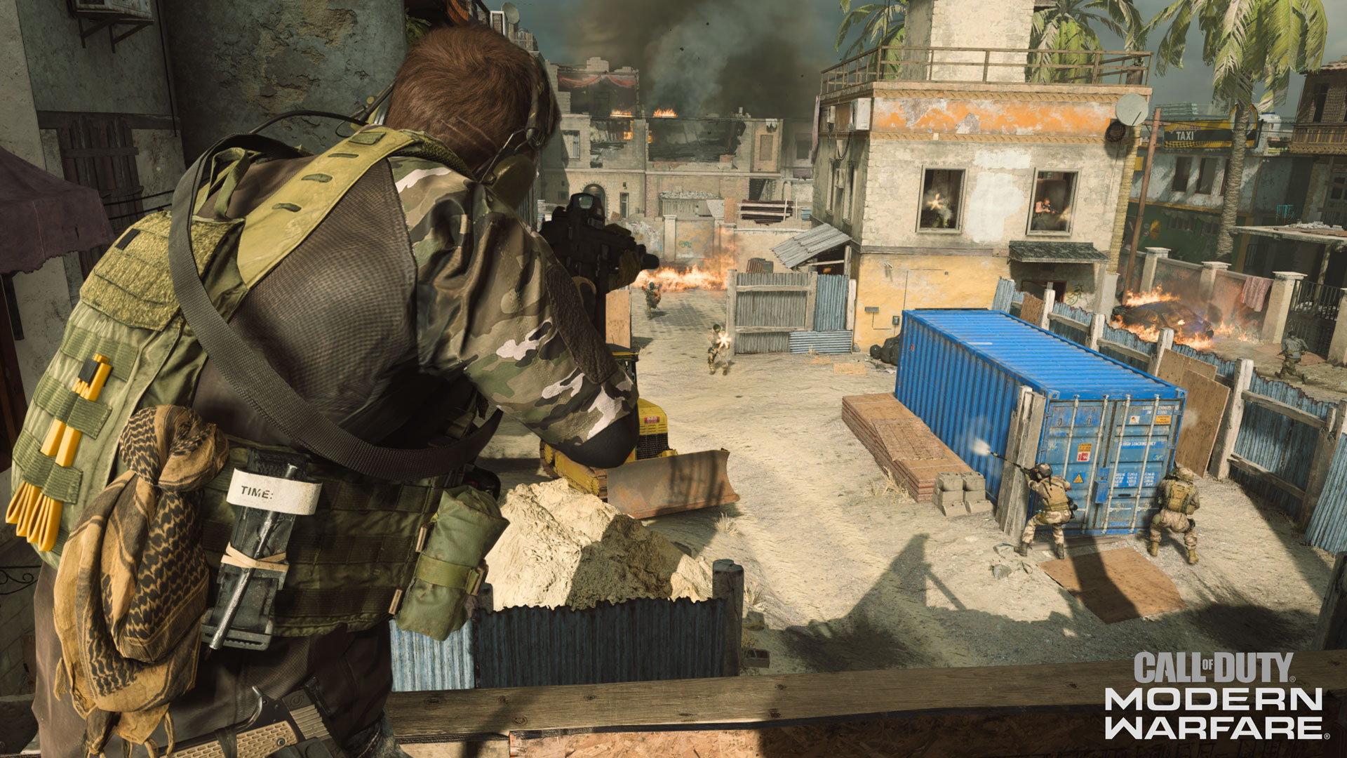 Modern Warfare Season 3 Maps What To Expect From Backlot Sawmill