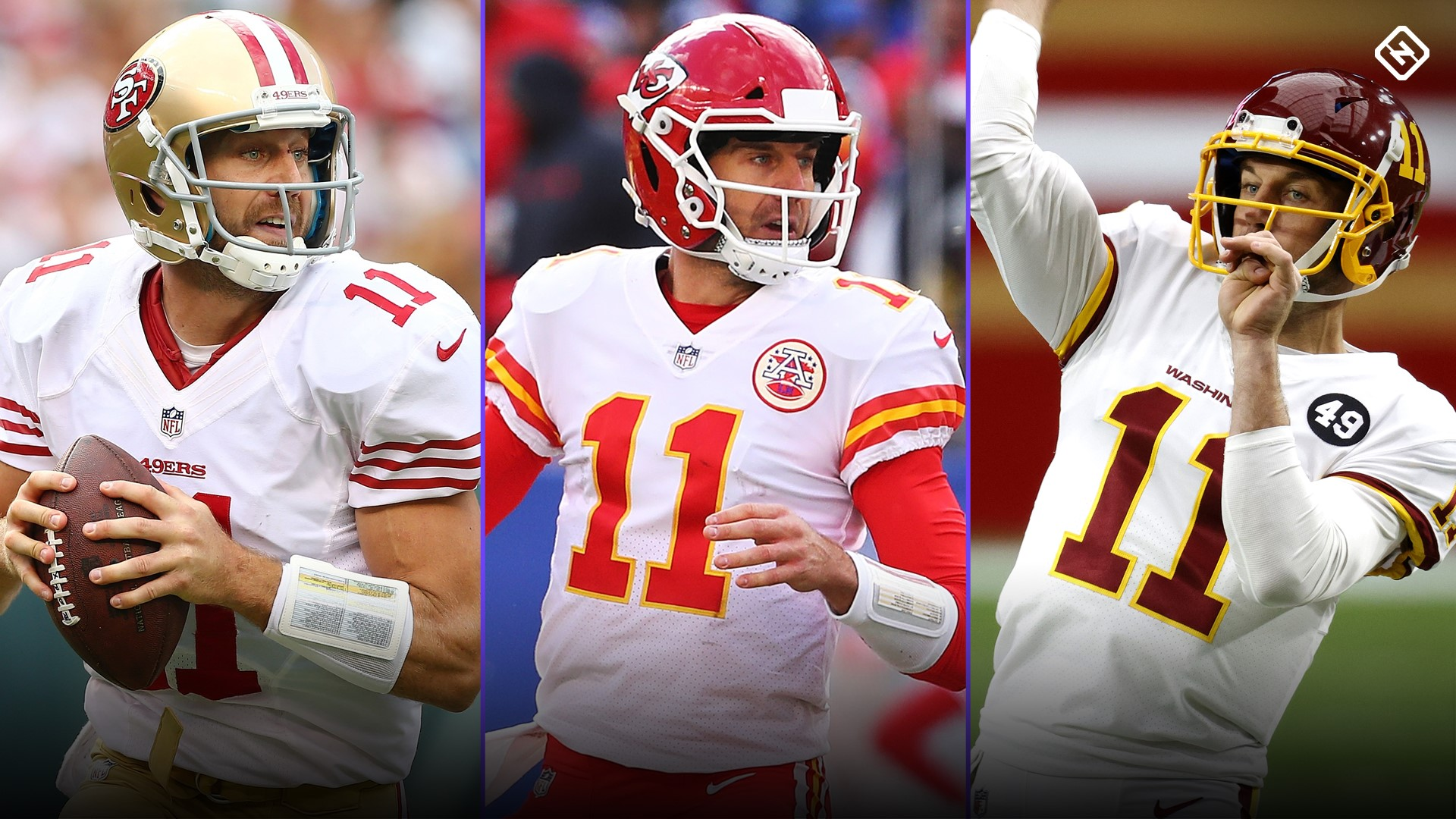 Alex Smith has announced his retirement;  Patrick Mahomes reacted to his NFL world QB career
