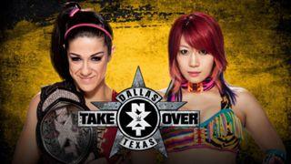 NXT - Bayley vs Asuka