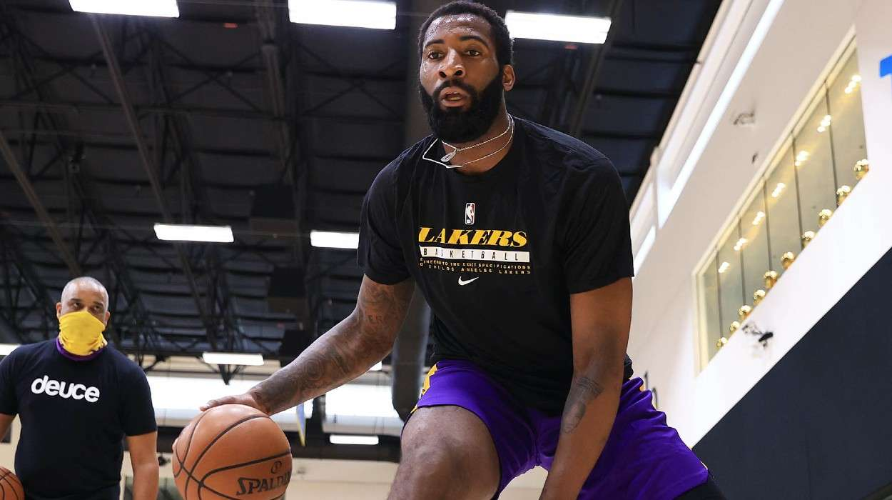 Andre Drummond Los Angeles Lakers