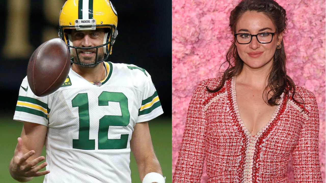 Aaron Rodgers' girlfriend: Is Packers QB dating Shailene Woodley?
