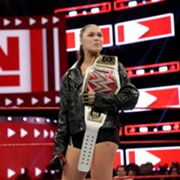 Raw Women's Champion Ronda Rousey hits the squared circle one night after being savagely attacked by Charlotte Flair.