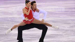 Valentina Marchei and Ondrej Hotarek, Italy