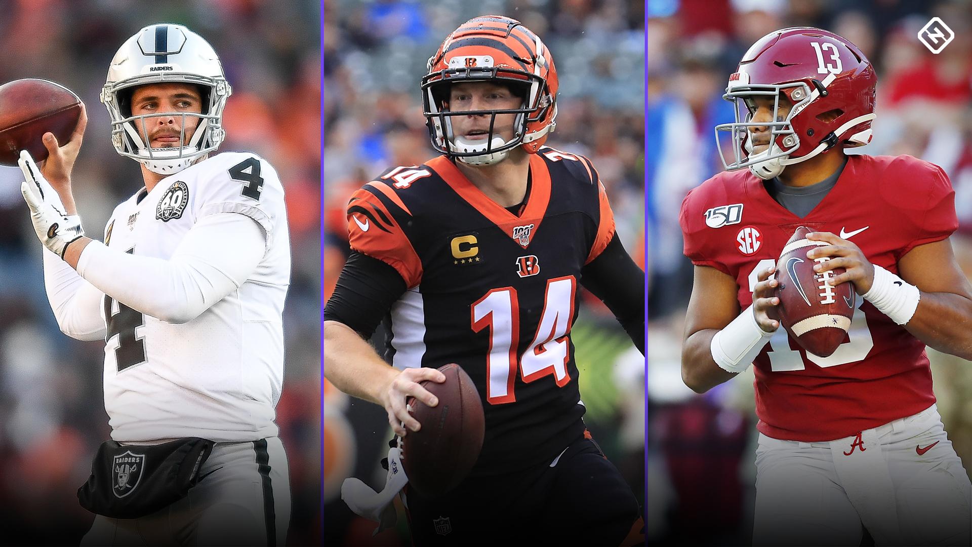 ¿Quién será el próximo quarterback de los Patriots? Explorando los mejores reemplazos de Tom Brady de Nueva Inglaterra para 2020 31
