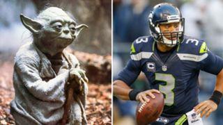 Russell Wilson-Yoda