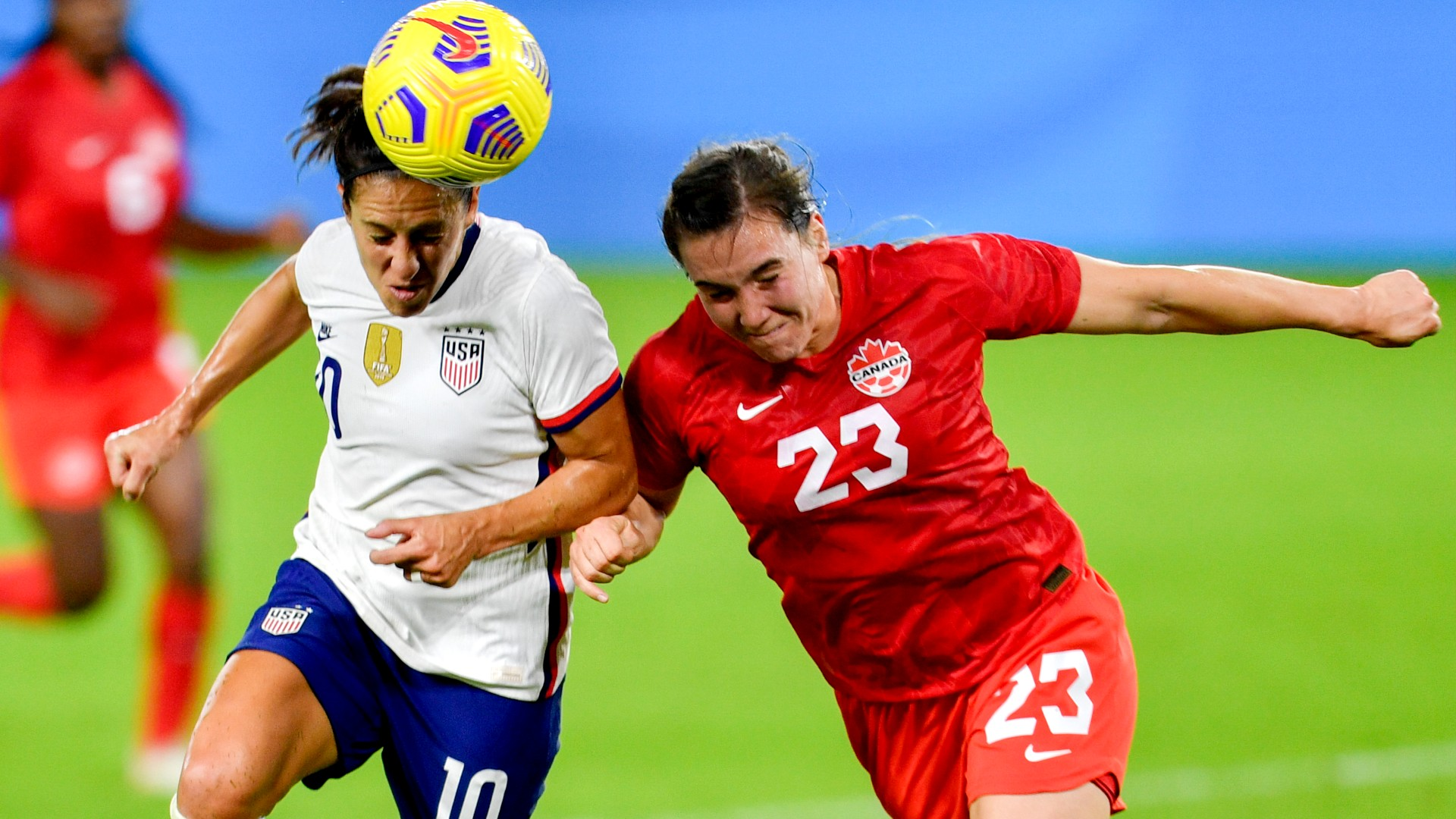 USWNT vs. Canada: Time, channel, TV, stream to watch Olympic women's soccer semifinal