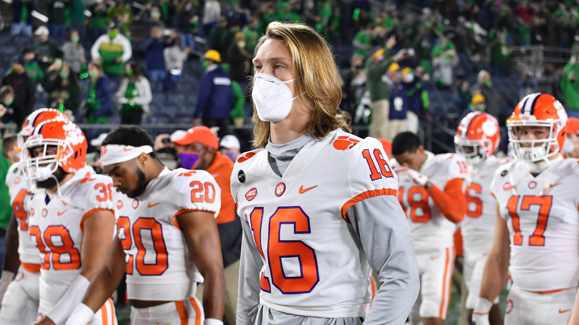 Notre Dame vs. Clemson odds, prediction, betting trends for 2020 ACC championship