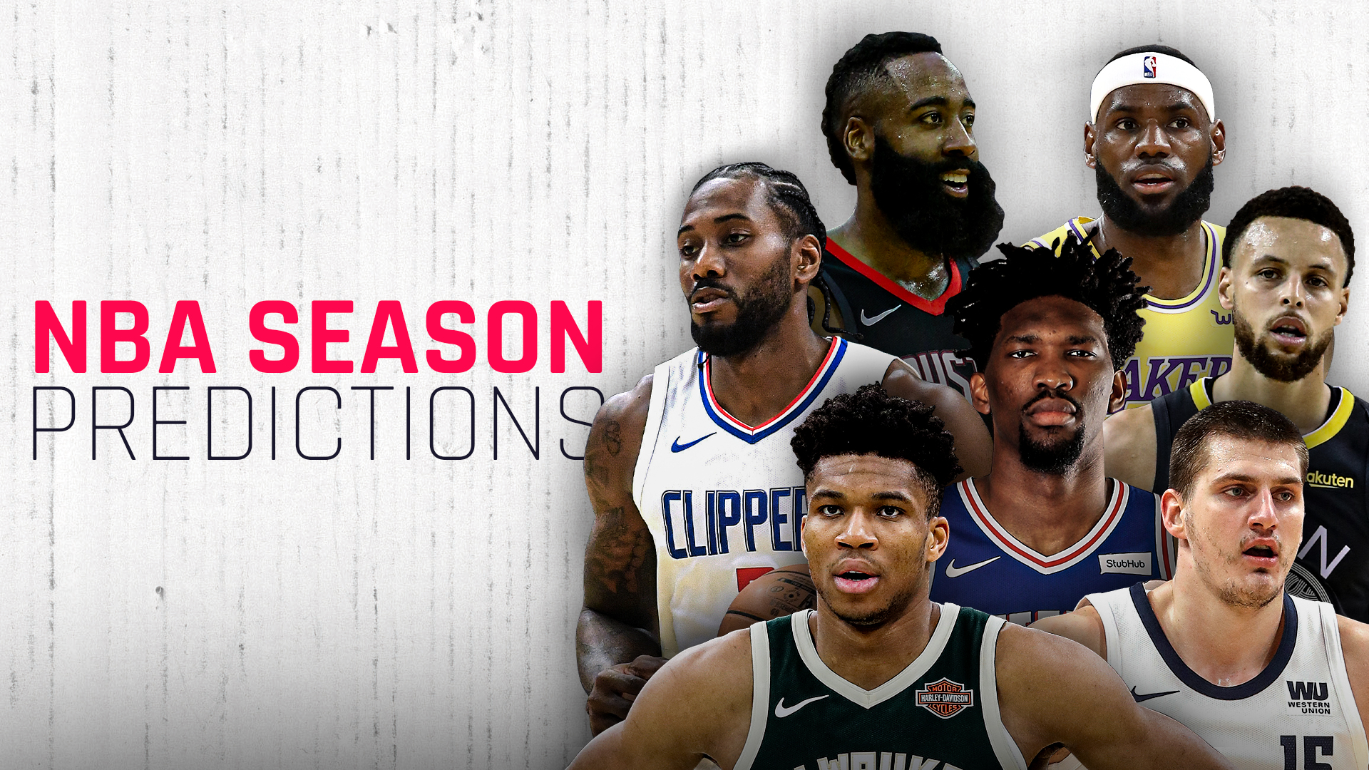 Nba Predictions 2019 20 Final Standings Playoff
