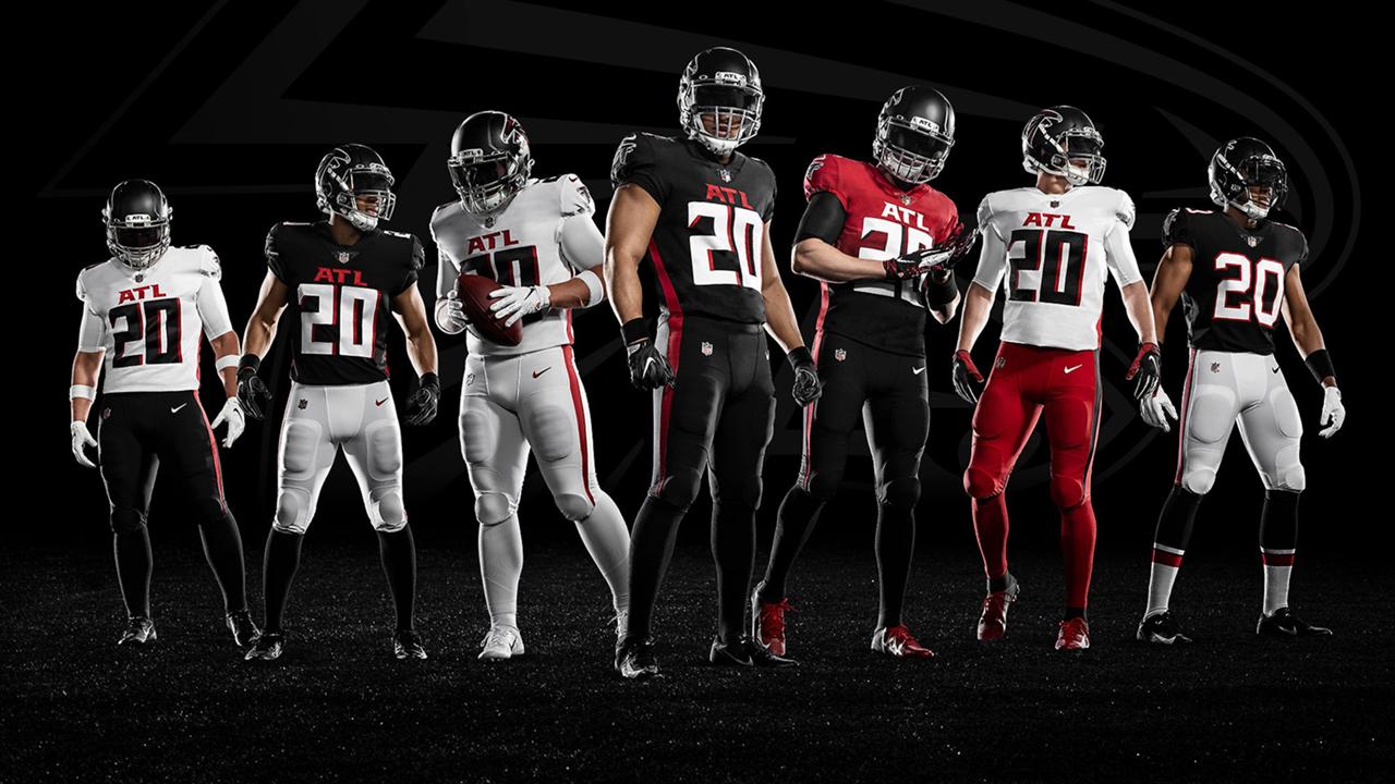 falcons new uniforms - photo #1