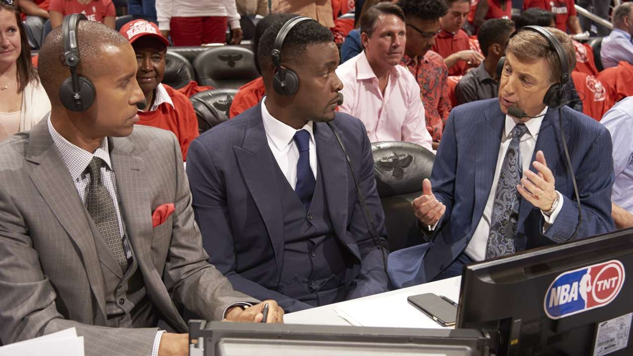 Chris Webber is no longer with TNT for NBA broadcasts