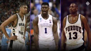 Tim Duncan-Zion Williamson-Glenn Robinson-040119-GETTY-FTR