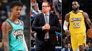 NBA surprises