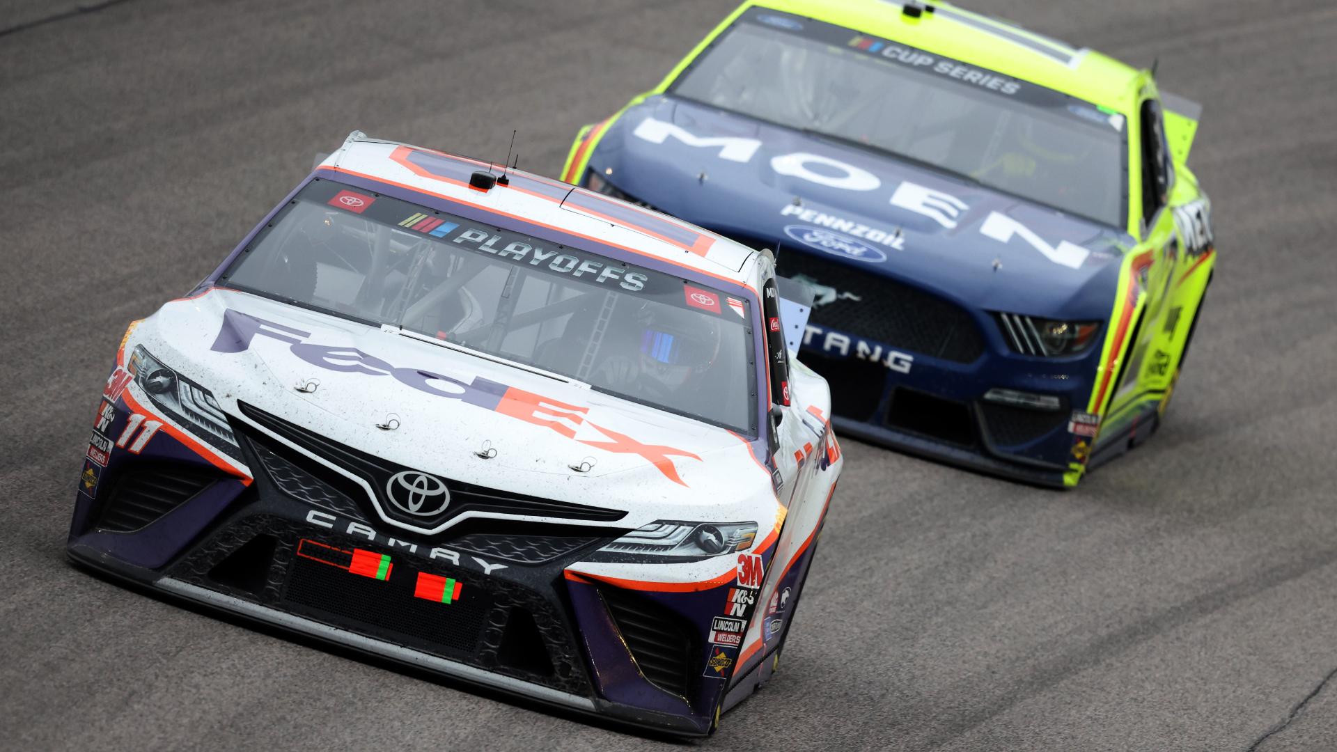 NASCAR at Kansas race results: Kyle Busch scores birthday win at Buschy McBusch Race 400