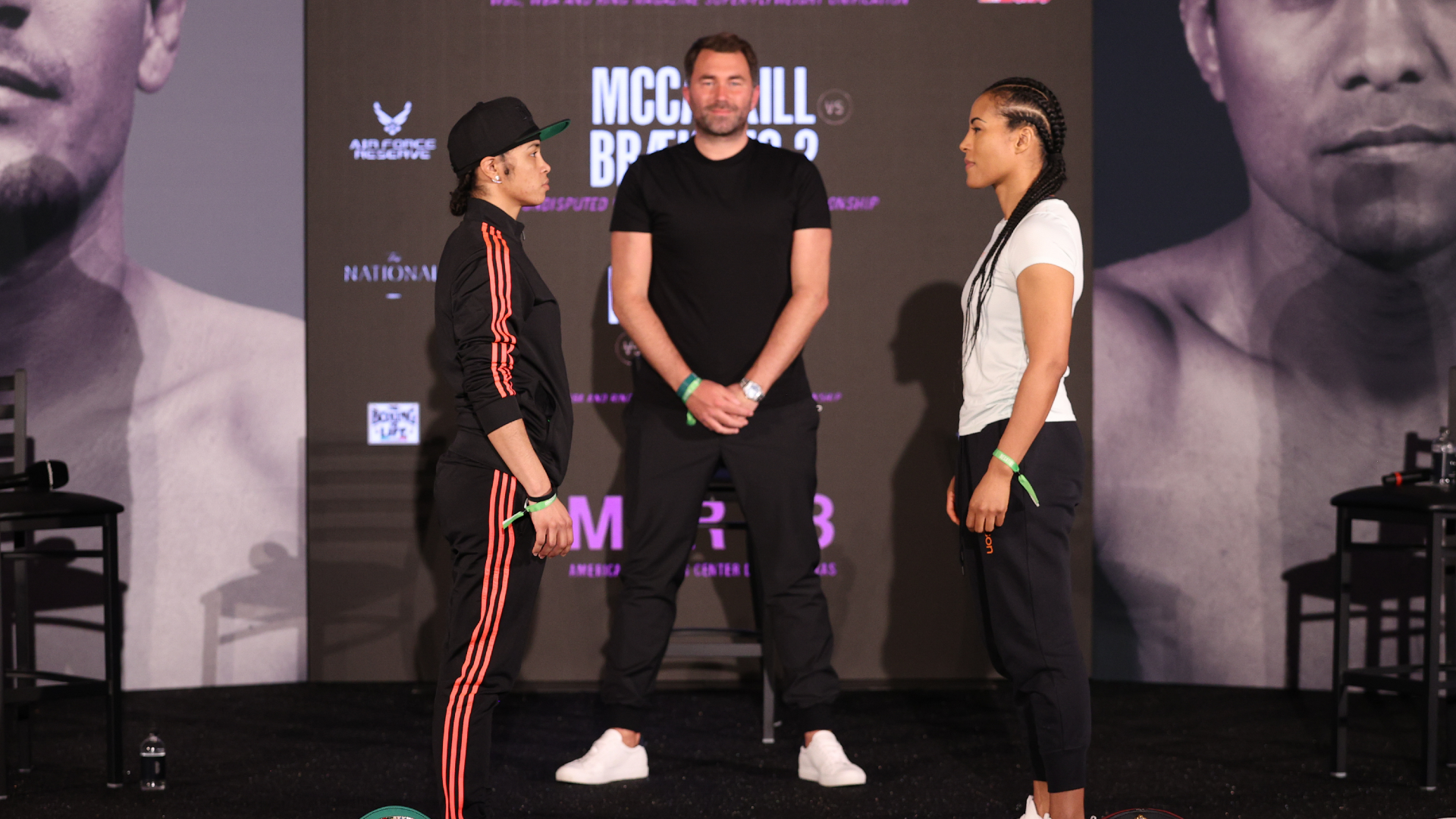 Why you should care about Jessica McCaskill vs. Cecilia Braekhus 2