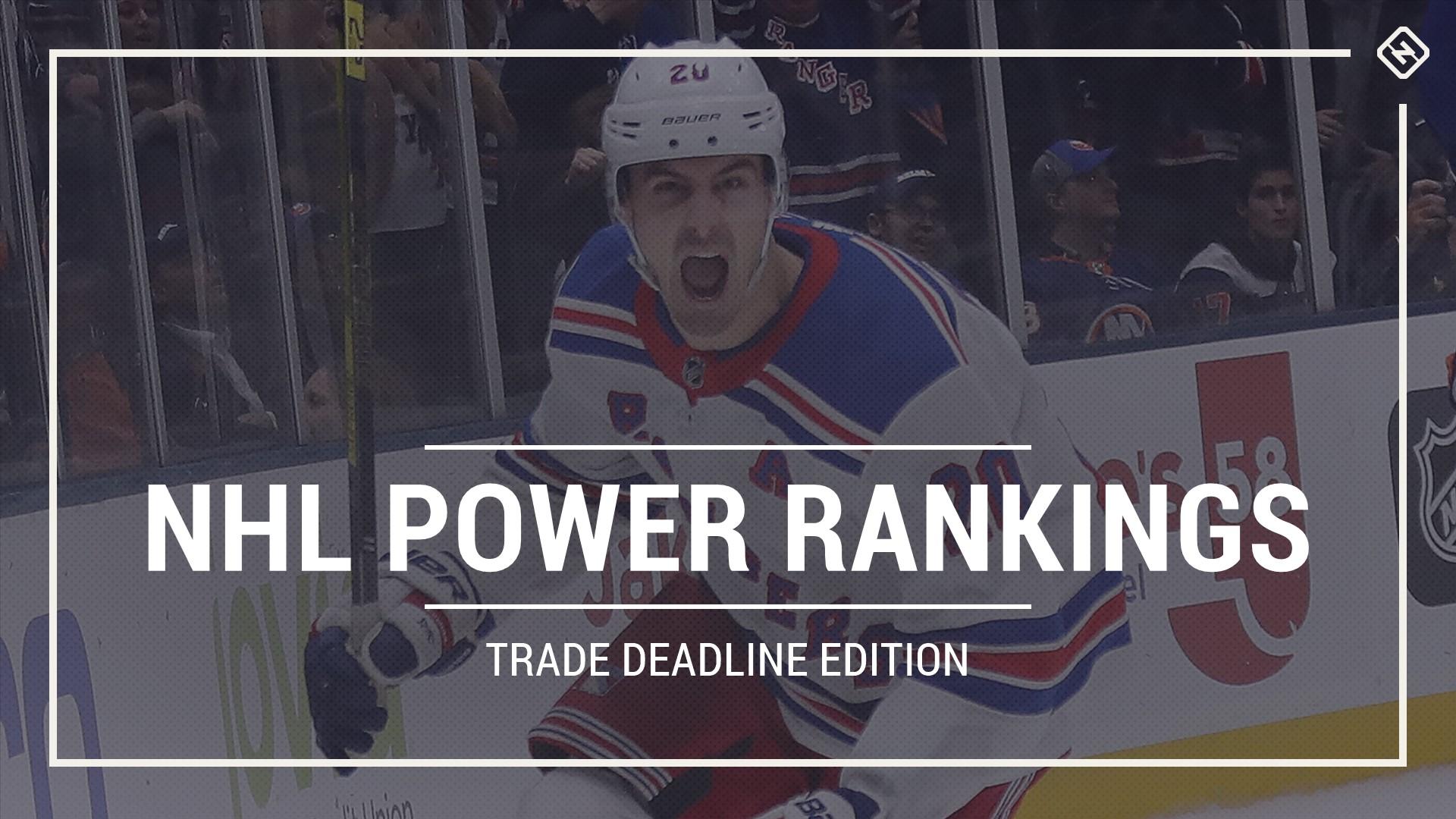 Clasificación de poder de la NHL: Golden Knights, Rangers, Oilers cambian después de la fecha límite de intercambio 18