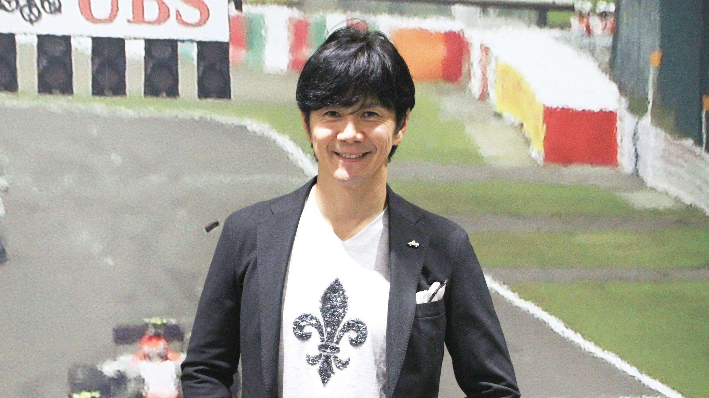 F1日本GPインタビューその2