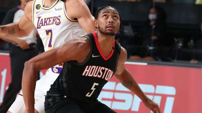 Bruno Caboclo Houston Rockets
