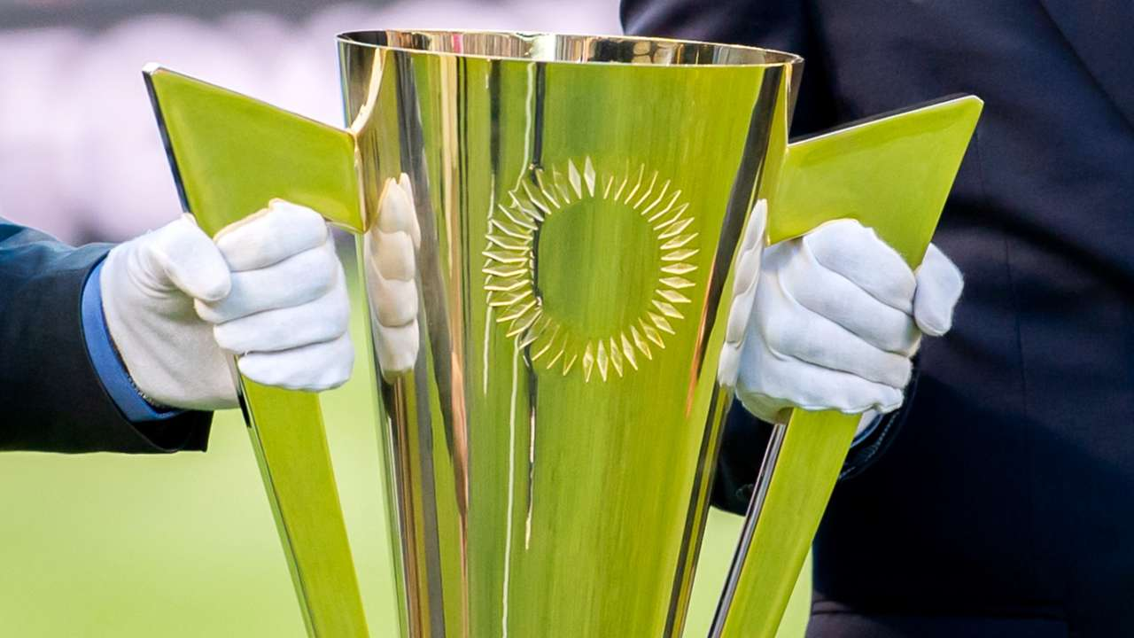 CONCACAF Gold Cup trophy