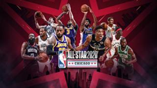 NBA All-Star 2020 Starters