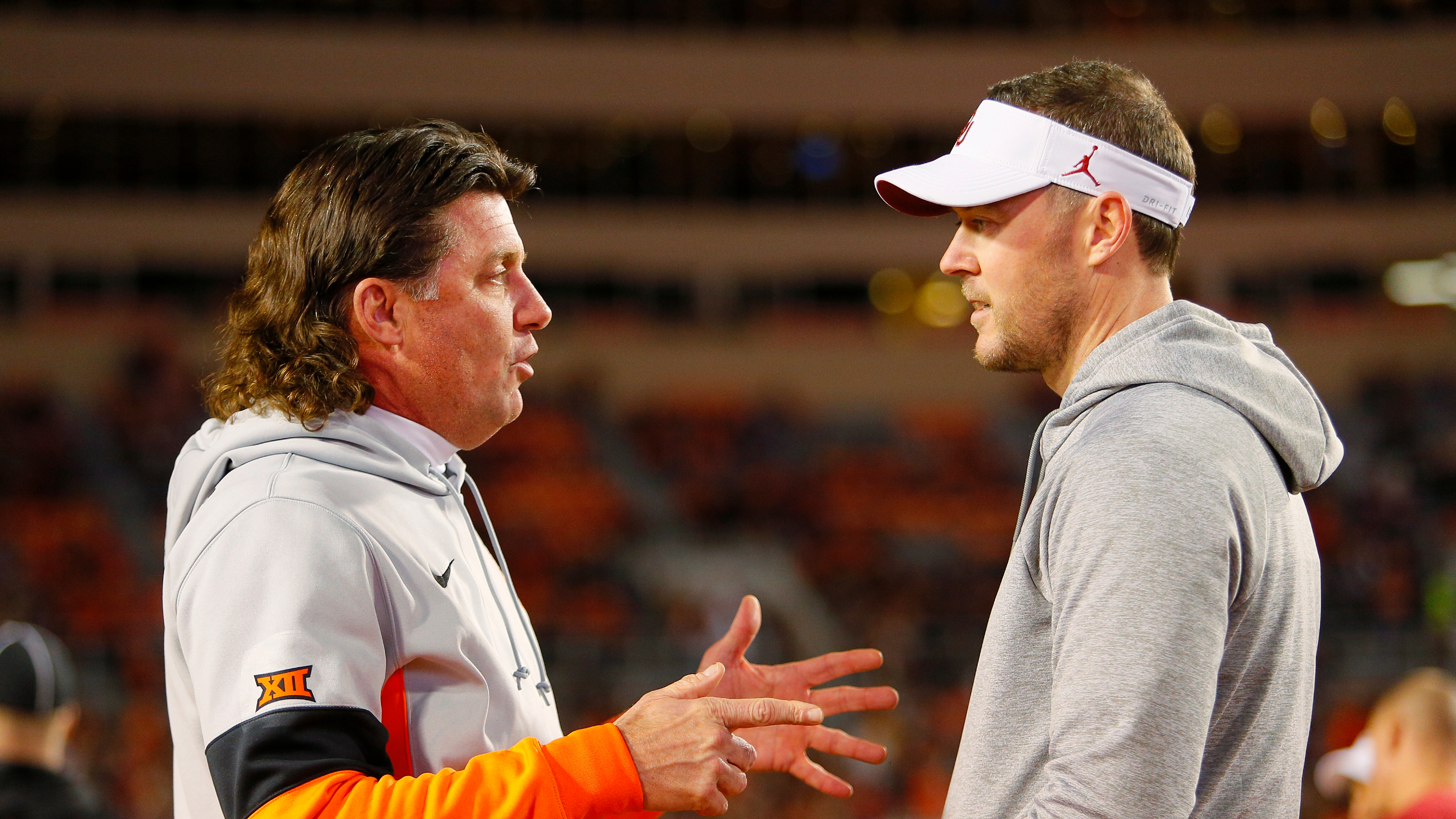 What channel is Oklahoma State vs Oklahoma on today Time TV schedule for in pivotal Big 12 battle
