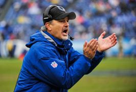 Chuck Pagano, Colts coach