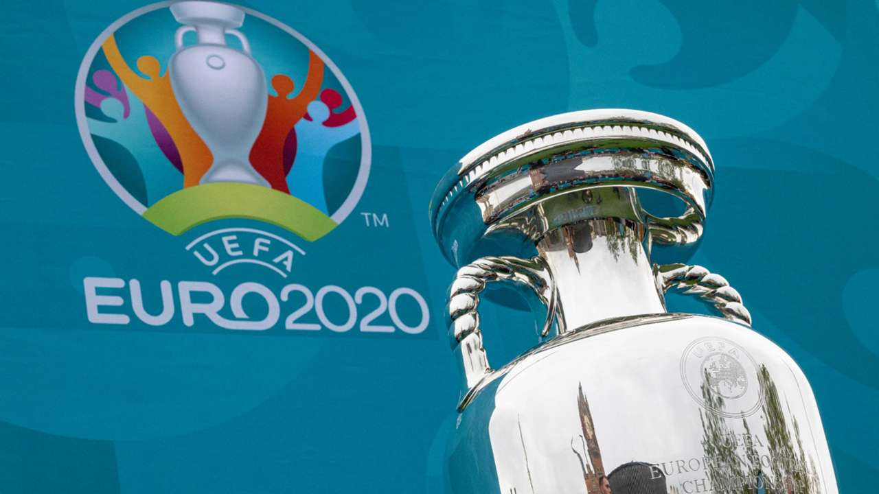 Euros 2021 - Championship Trophy