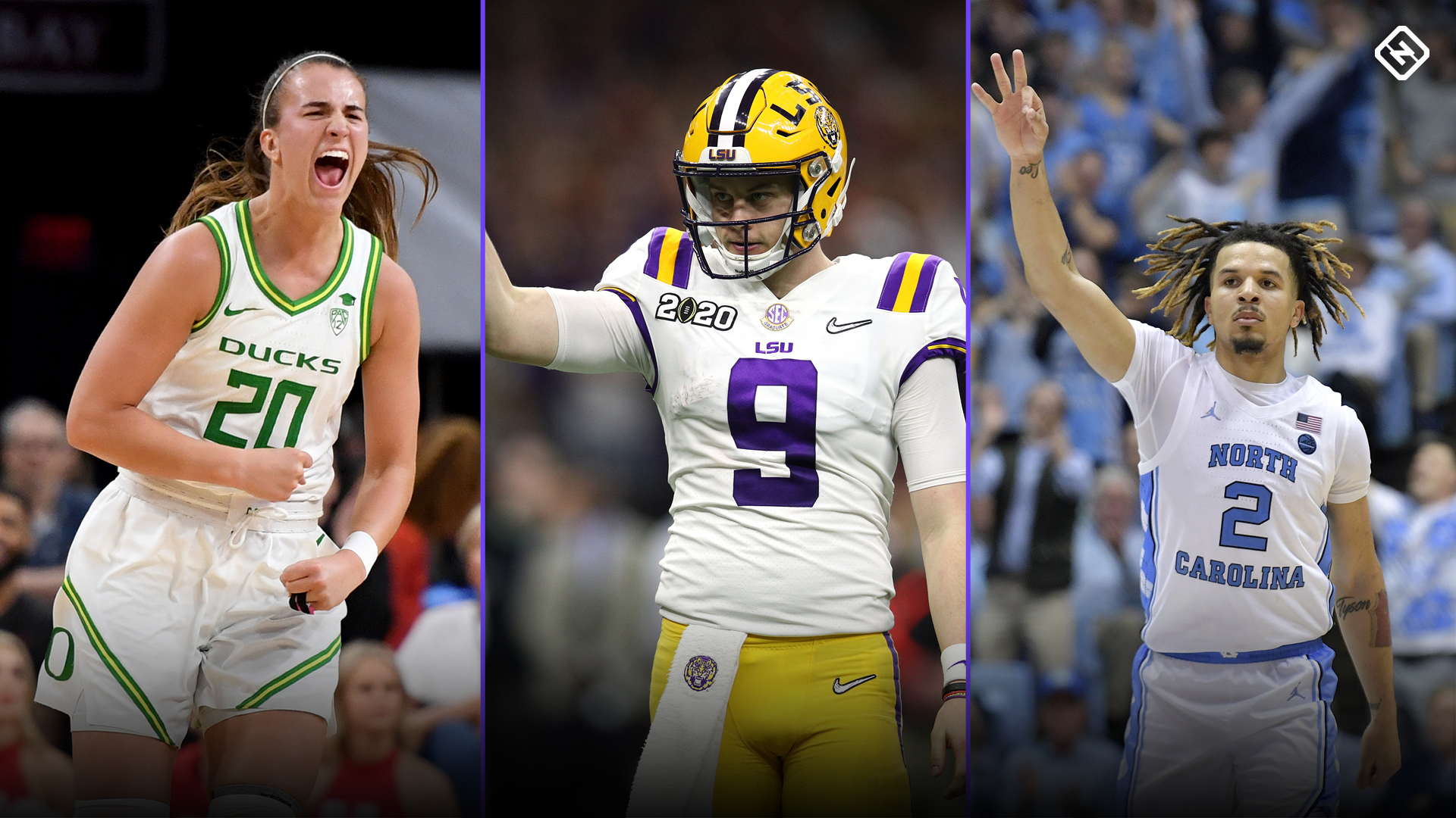 How much money Joe Burrow, Cole Anthony and other top college athletes could have made with NIL rights - sporting news