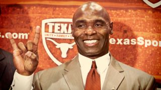 Classic photos of Charlie Strong