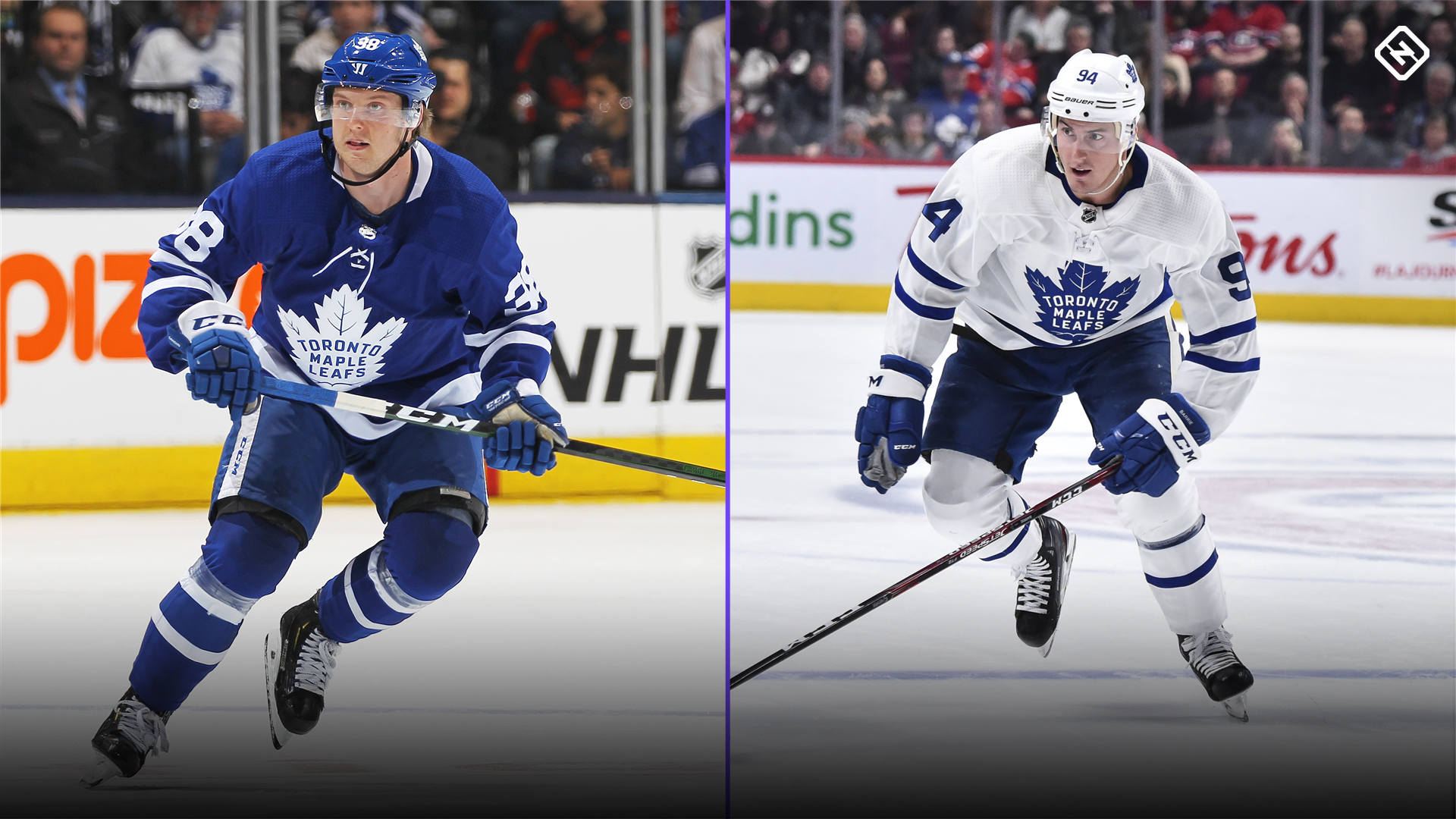 Con lesiones cada vez mayores, Maple Leafs confía en los jóvenes defensores durante el playoff 1