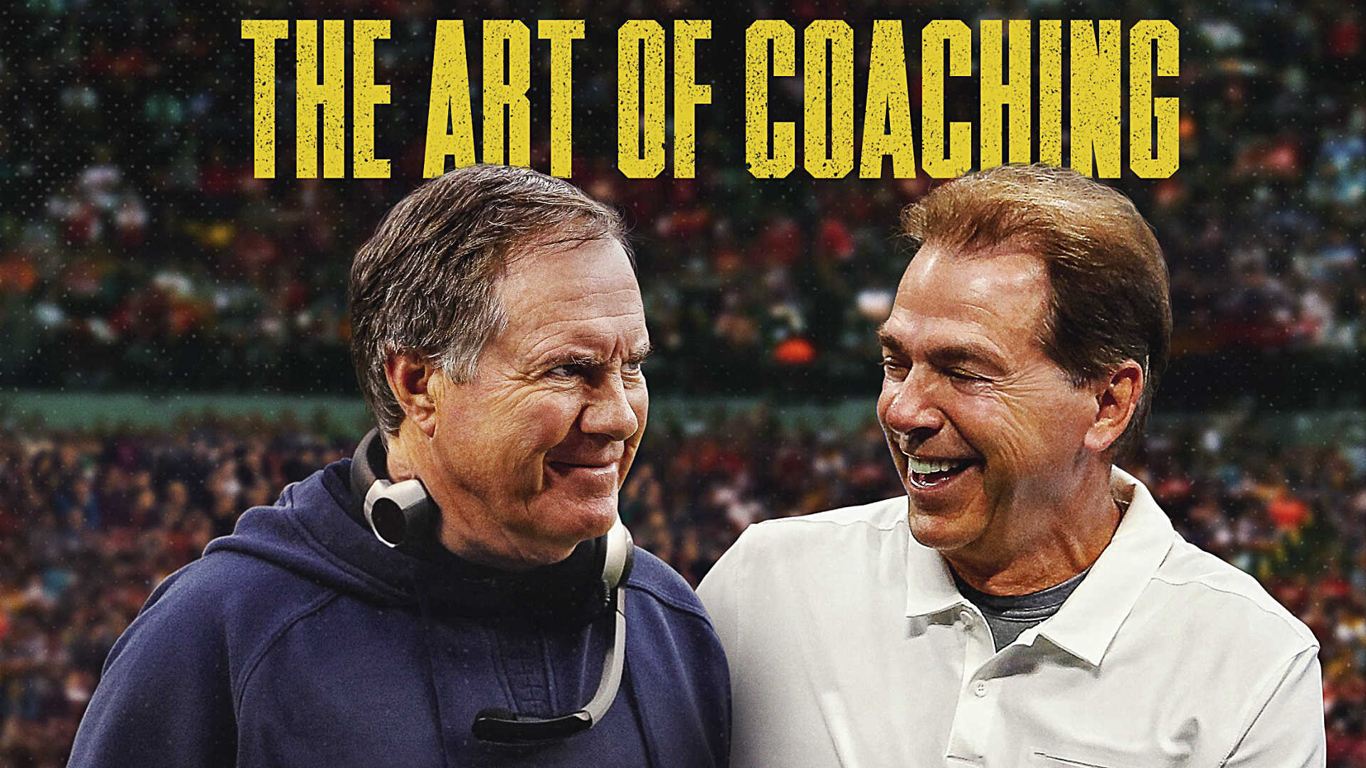 'Belichick Saban: The Art of Coaching' review: HBO documentary must-see for Patriots, Alabama fans
