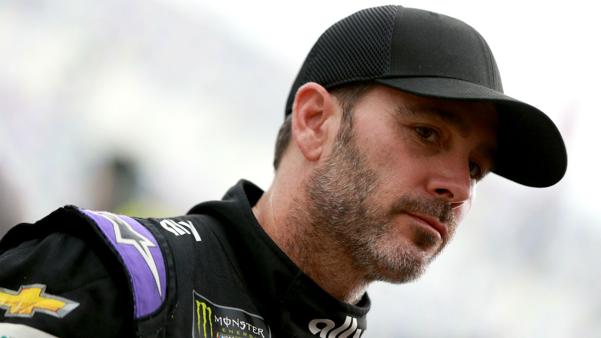 Jimmie Johnson tests positive for coronavirus; will sit out NASCAR race at Indianapolis 1