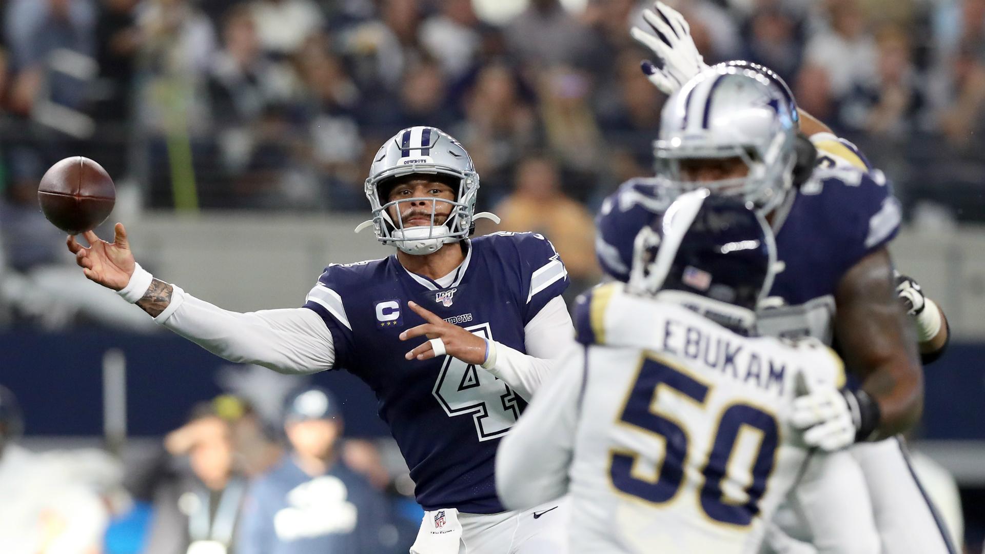 Cowboys vs. Rams final score: Dallas dominates in Week 15 blowout