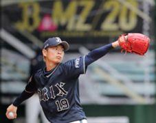 2020春-オリックス-山岡泰輔