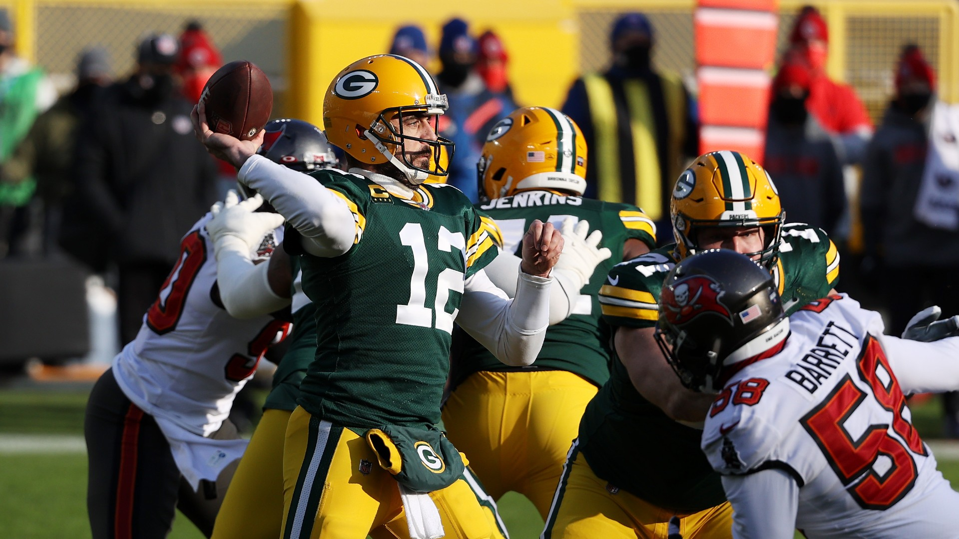 Aaron Rodgers completes offseason training before Packers camp starts, report says