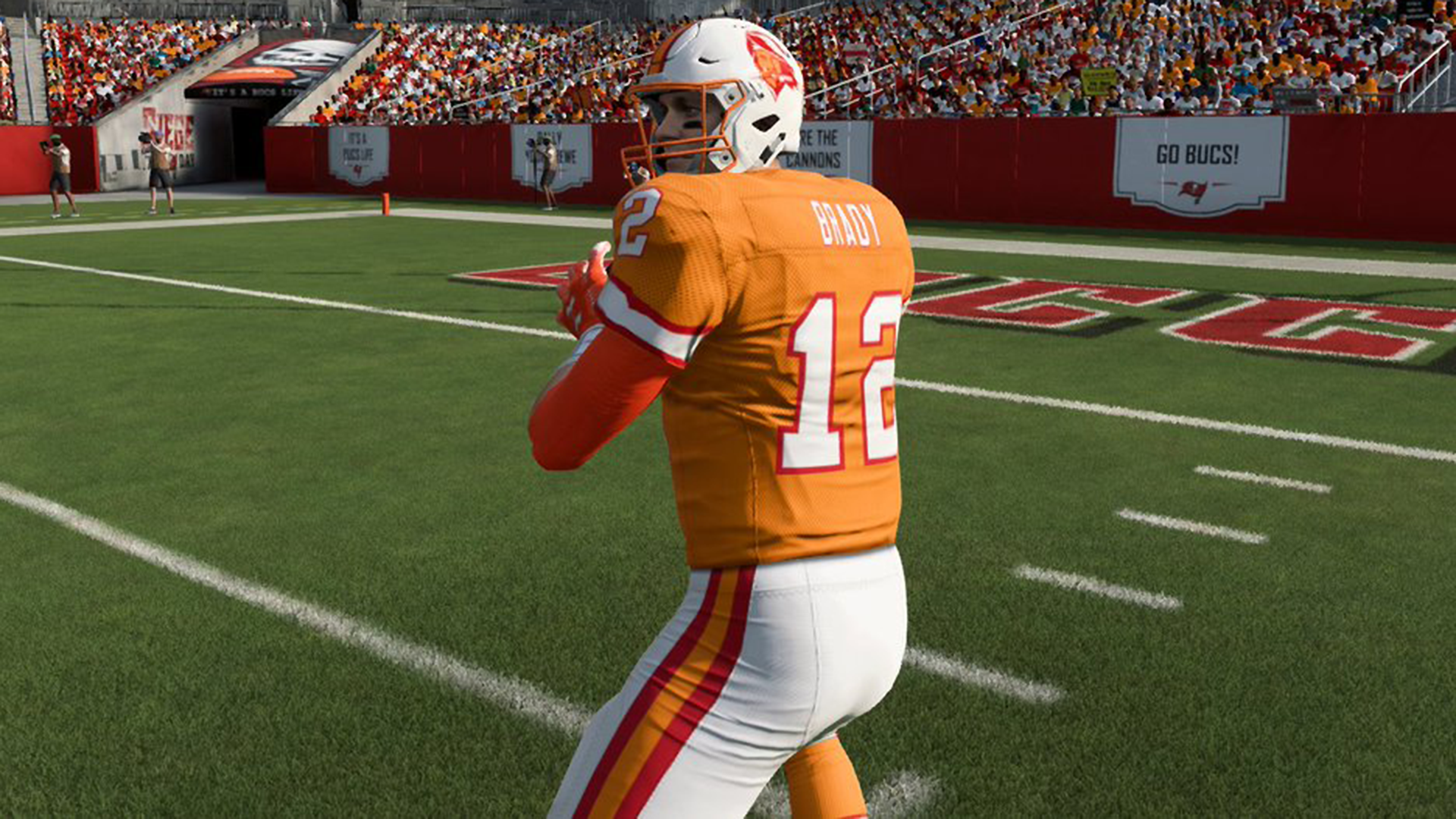 This is why the Buccaneers didn't have creamsicle jerseys with uniform release