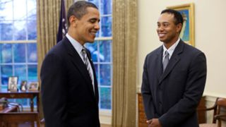 96 Tiger Woods
