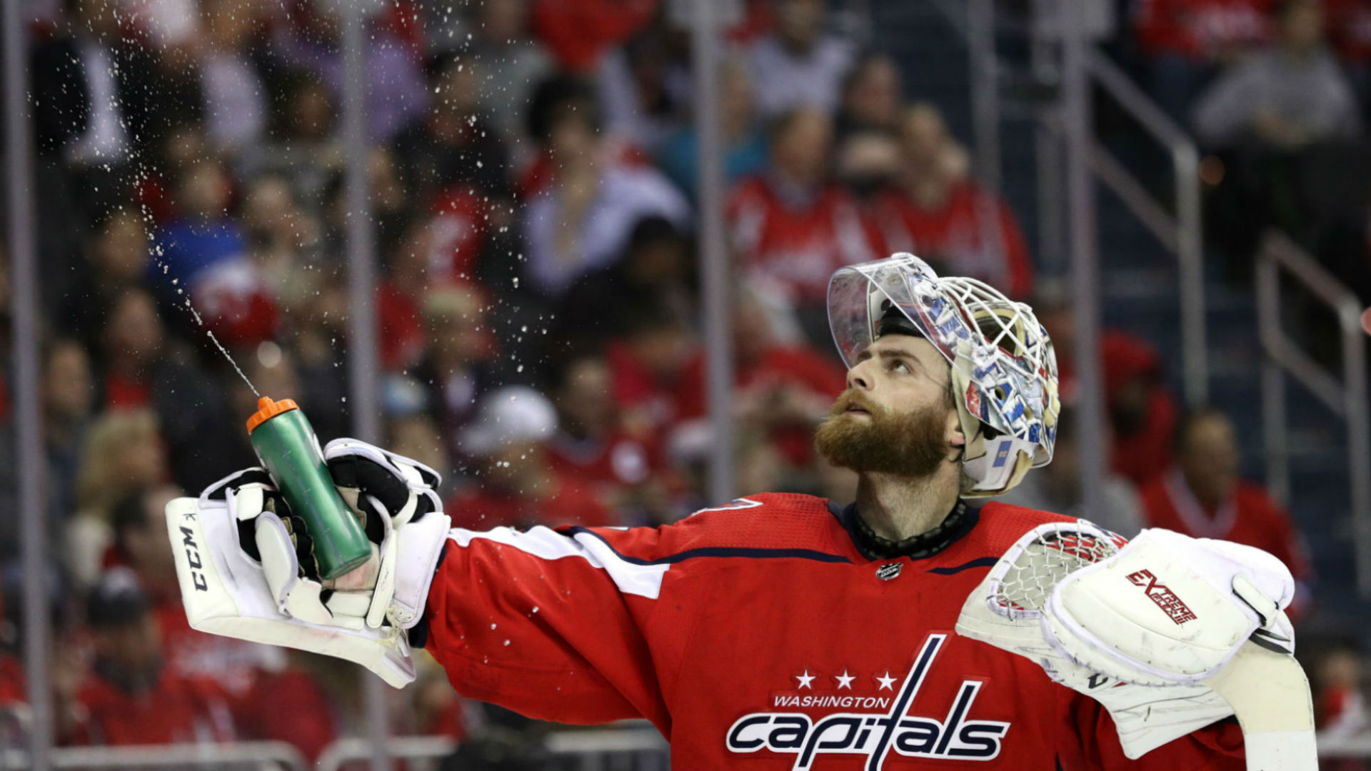 Braden Holtby's best fits for free agency include Oilers, Sharks