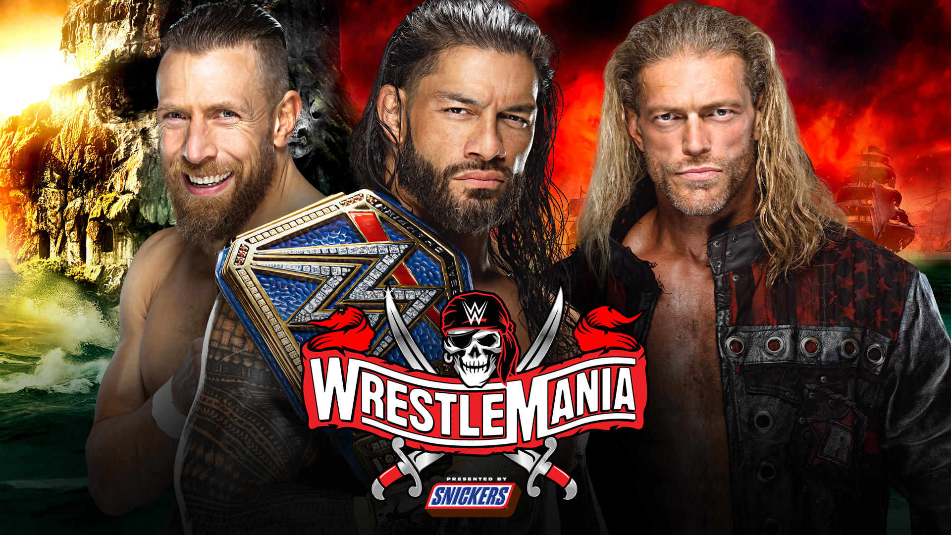 WrestleMania 37 live match grades, results, highlights from WWE's Night 2